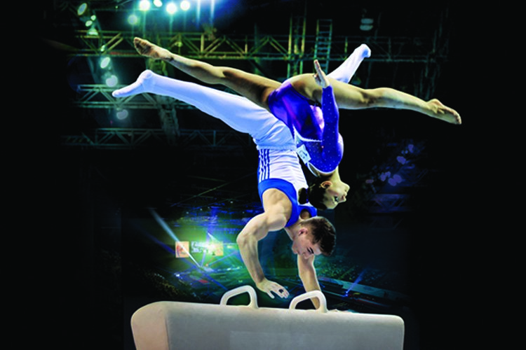 Tickets on sale for the 2016 Artistic Gymnastics British Championships
