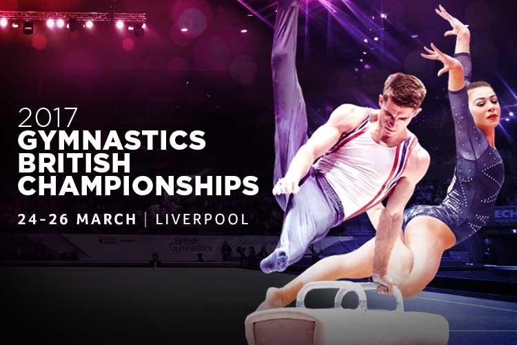 Image result for 2017 british gymnastics championships