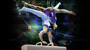 It's your last chance to see Britain's gymnastics stars in action on home soil as part of their road to Rio!