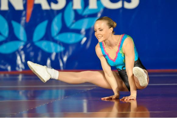 2012 Aerobic British Championships