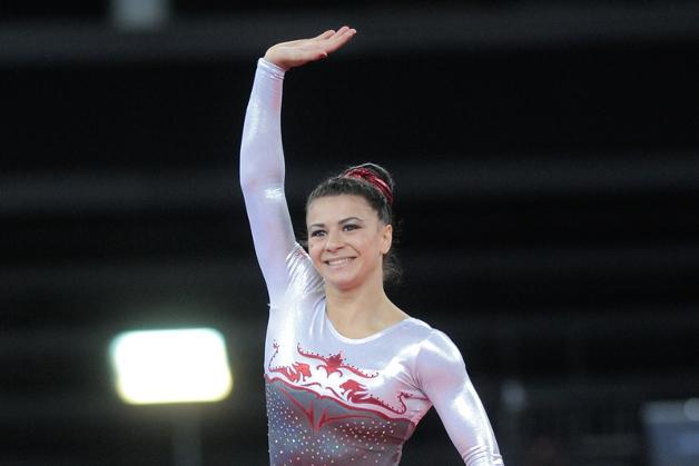 British gymnasts dominate the Games
