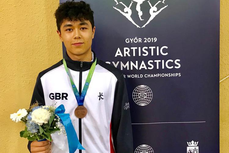 c9acbcd8033f 08 Jul 2019 The 2019 British Gymnastics Championship Series takes ...