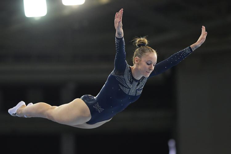 British trampoline gymnasts target Tokyo qualification - British Gymnastics