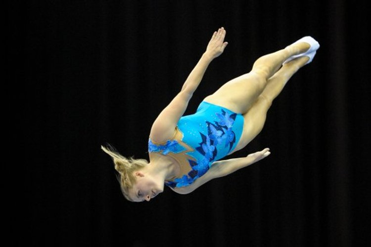 Trampolining in England set to reach new heights