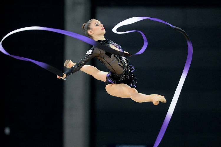 Laura Halford talks Rhythmic Gymnastics