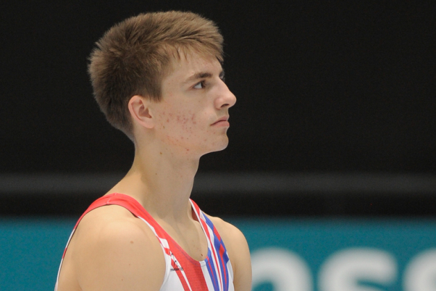 World Championship silver for Max Whitlock