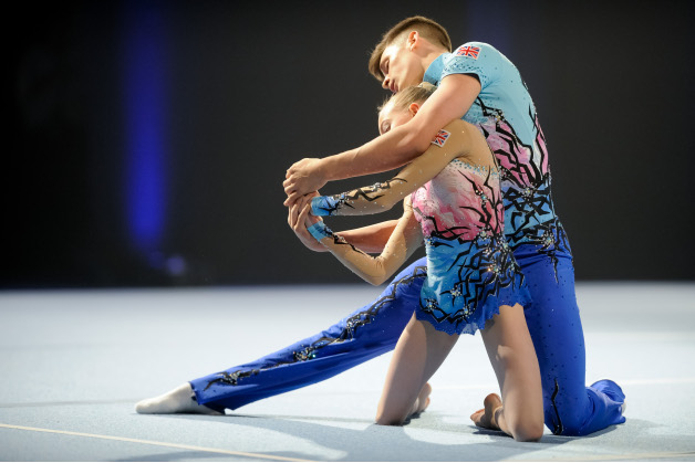 Lewis & Isabella: acrobatic gymnastics lowdown