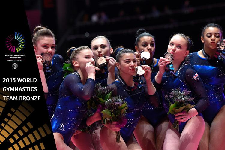 British women win historic World bronze