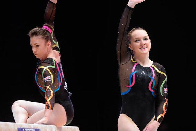 2015 World Championships: women's all-around final