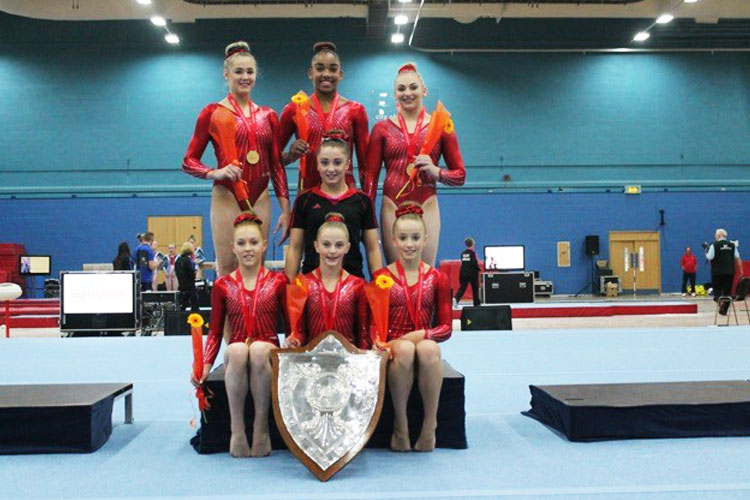 City of Liverpool wins 10th women's British team title