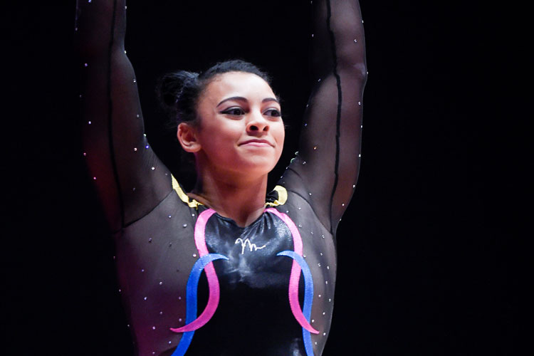 Ellie Downie wins BBC Young Sports Personality of the Year award