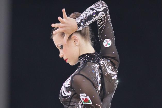 Rhythmic silver for Team Wales