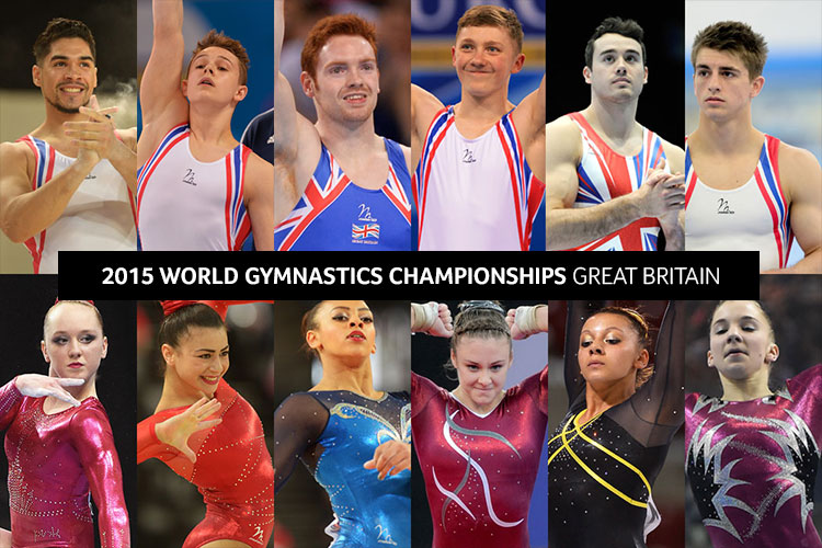2015 World Gymnastics Championship teams announced