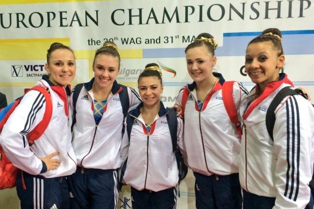 British girls top European Championship qualification