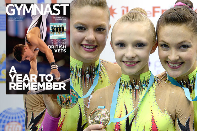 A year to Remember - Gymnast digital magazine out now