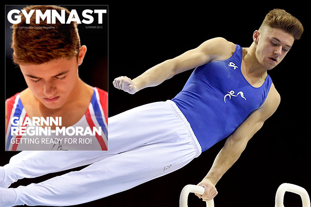 Summer edition of the Gymnast magazine online now