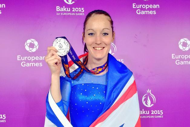 Kat takes European Games silver for TeamGB