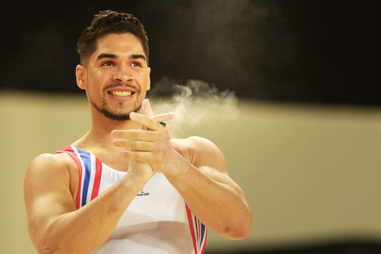 Multiple medals for Great Britain at the World Challenge Cup in Croatia