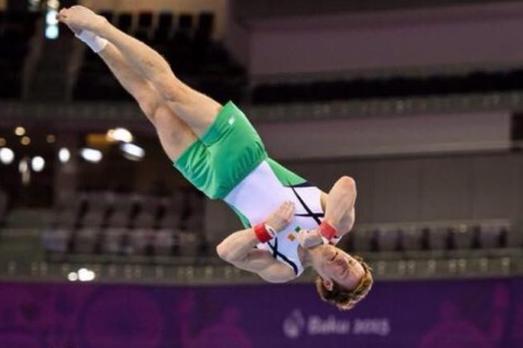 Tolworth Gymnast Finishes Fourth in Baku Floor Final
