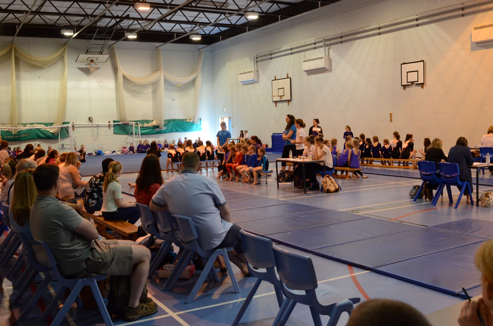 Cumbria General Gym Competition