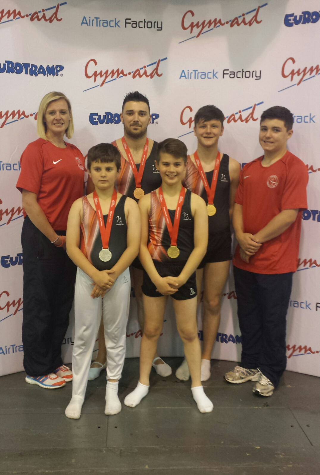 Medal Haul for Peninsula