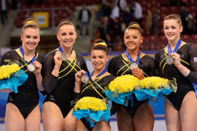European team silver for Great Britain