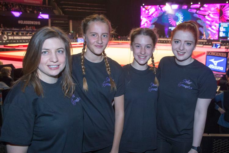 Farnham club gets World Gymnastics Champs off to Stellar start