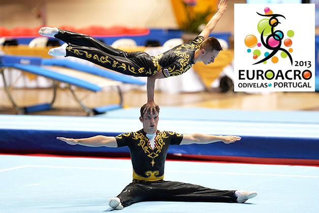 2013 Acrobatic European Championships