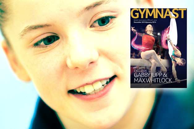 Dec/Jan GYMNAST E-Zine out now