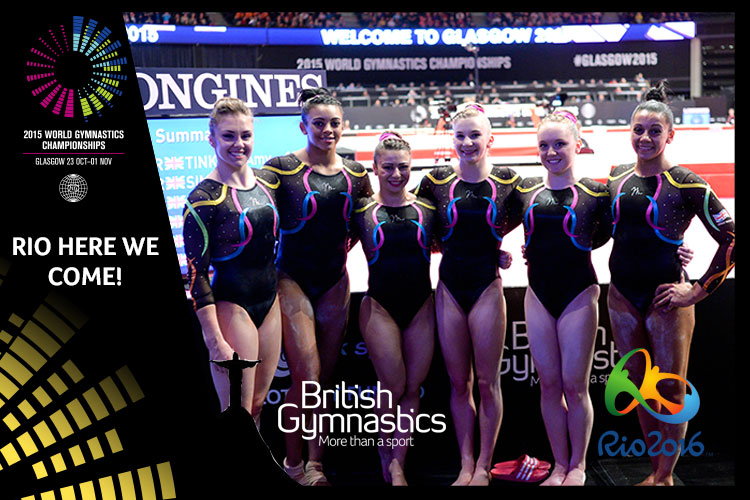 British girls seal Olympic qualification in style